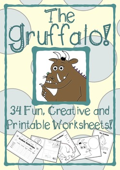 The Gruffalo Inspired Bundle