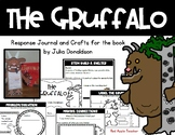 The Gruffalo--Craft, Response Journal and STEM Activity for K-2