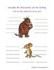 The Gruffalo-ELA Packet of Activities