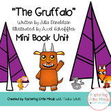 """The Gruffalo"" Mini Book Unit (Common Core Standards Included)"