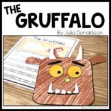 The Gruffalo | Mini Read Aloud Unit | Book Response