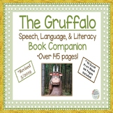 The Gruffalo Speech, Language, & Literacy Book Companion