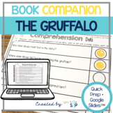 The Gruffalo Book Companion: Speech Language Therapy Activities