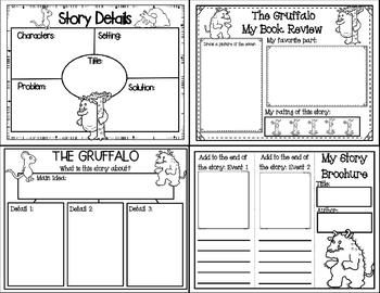 The Gruffalo (Story Companion)