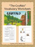 The Gruffalo 'Vocabulary Match-Up'