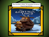 The Gruffalo's Child Engaging ELA Resource (Sequencing Activity)