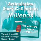 The Grumpy Grizzly Bear