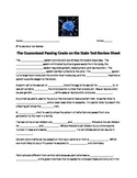 The Guaranteed Passing Grade on the 8th Grade Science Test Review Sheet