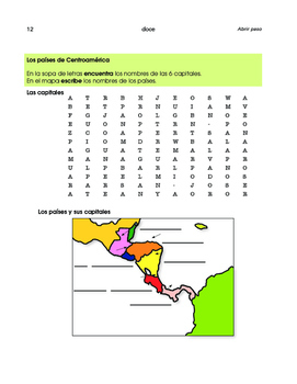 The Guatemalan marimba; Transportation in Honduras; 2 units - SP Intermediate 1