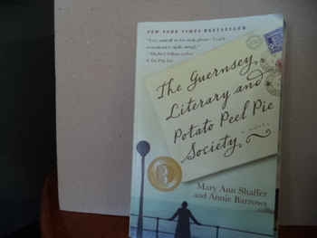 The Guernsey Literary and Potato Peel Pie Society ISBN 978-0-385-34100-4