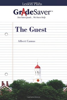 The Guest Lesson Plan