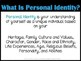 Cultural Diversity and Personal Identity