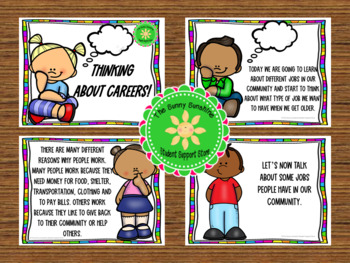 Job and Career Planning: Thinking About Careers!