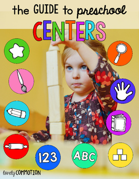 The Guide to Preschool Centers #jollygoodfreebie