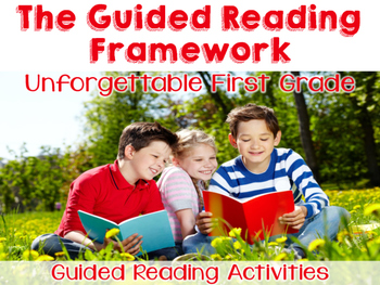 The Guided Reading Framework {Guided Reading Materials for Levels A-I}