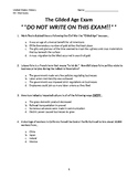 The Guilded Age Exam