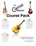 The Guitar Room Course Pack