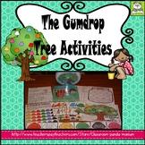 The Gumdrop Tree Activities