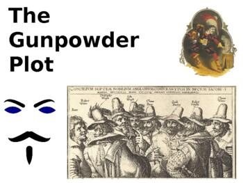 The Gunpowder Plot Source Analysis Activity