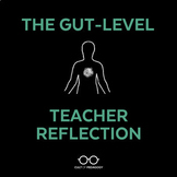 The Gut-Level Teacher Reflection