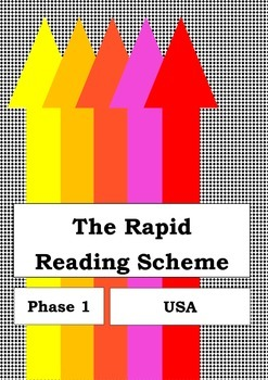 The Rapid Reading Scheme - Phase 1 - USA - Sight Word Program - Remedial