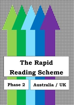 The Rapid Reading Scheme - Phase 2 - UK - Sight Word Program - Remedial