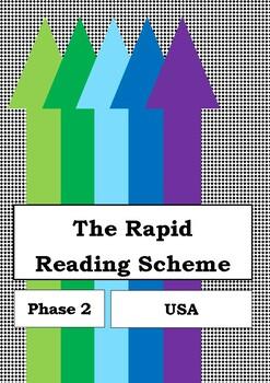 The Rapid Reading Scheme - Phase 2 - USA - Sight Word Prog