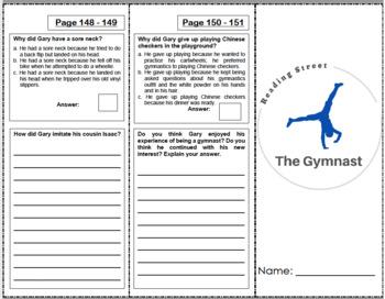 The Gymnast - 5th Grade Reading Street