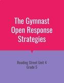 The Gymnast Open Response Strategies (Reading Street 2011)