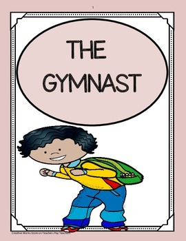 The Gymnast ( Reading Street 5th Grade) Trifolds