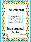 The Gymnast--Supplemental Packet--Reading Street Grade 5