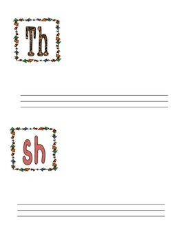 The H Brothers Booklet - digraphs