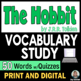 The HOBBIT Vocabulary Study with Quizzes