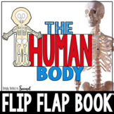 The HUMAN BODY Flip Flap Book™