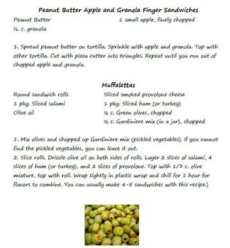 The Half Hour Lunch Hour Cookbook for Teachers