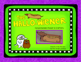 The Hallo-Wiener Comprehension Packet & Craftivity