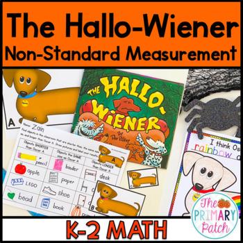 The Hallo-Wiener Craftivities and Non-Standard Measurement Activities