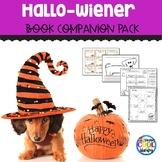 The Hallo-Wiener Book Companion Activity Pack