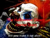 The Halloween Clown Horror Story - Creative Writing Lesson
