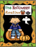 The Halloween Routine - K ebook Math and Literacy