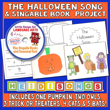 The Halloween Song - Singable Book Project