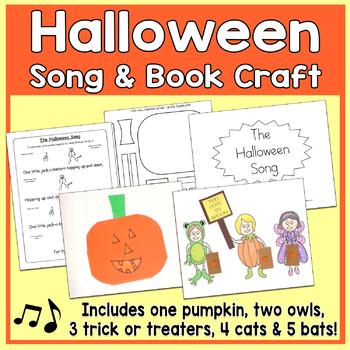 The Halloween Song - Singable Book Project - Heidi Songs