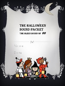 The Halloween Sound - digraph oo