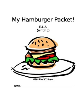 """The Hamburger Packet!"" Writing Beyond the Graphic Organizer"