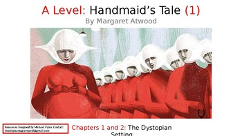 The Handmaid's Tale (1) Chapters 1 and 2