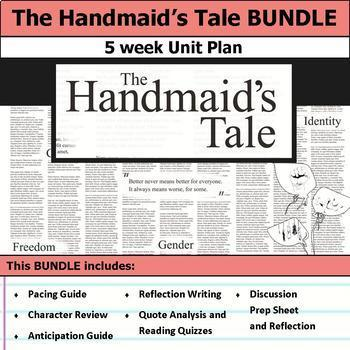 The Handmaid's Tale Unit Bundle