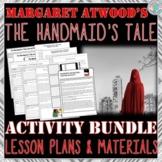 The Handmaid's Tale Activity Bundle