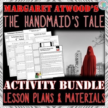 The Handmaid's Tale Activity Bundle