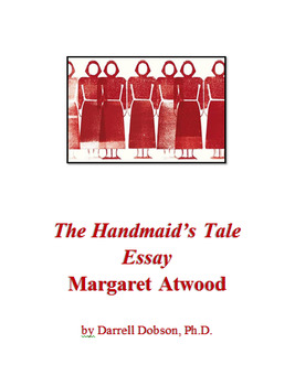 the handmaids tale teaching resources teachers pay teachers the handmaid s tale essay assignment the handmaid s tale essay assignment