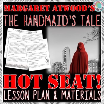 "The Handmaid's Tale ""Hot Seat!"""